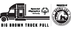 Lexington Big Brown Truck Pull